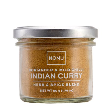 Cook's Collection Coriander & Mild Chilli Indian Curry Blend