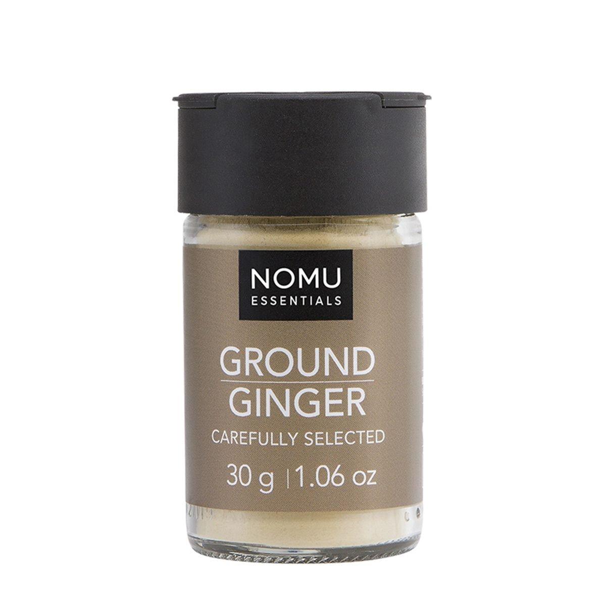 Ground-Ginger