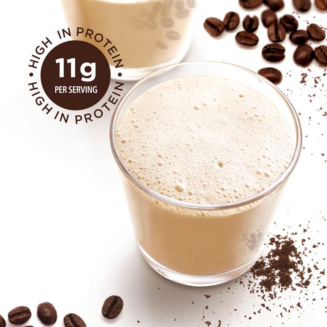 SWEETLY Iced Coffee Protein Shake 3