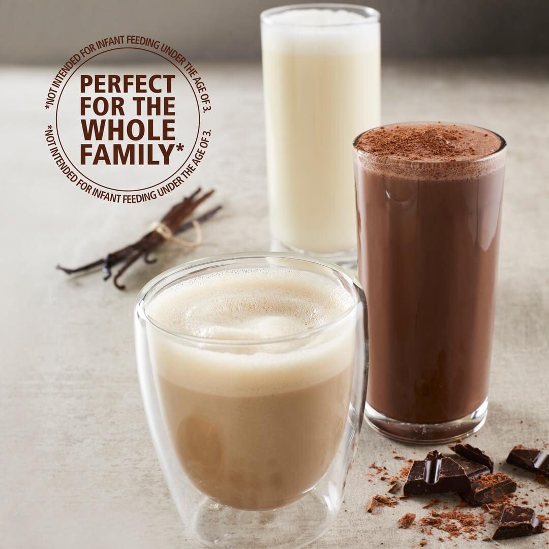 SWEETLY Vanilla Protein Shake 3