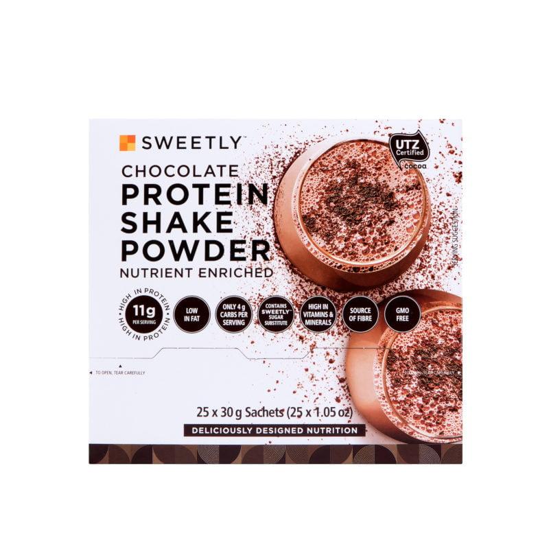 Chocolate Protein Shake Powder