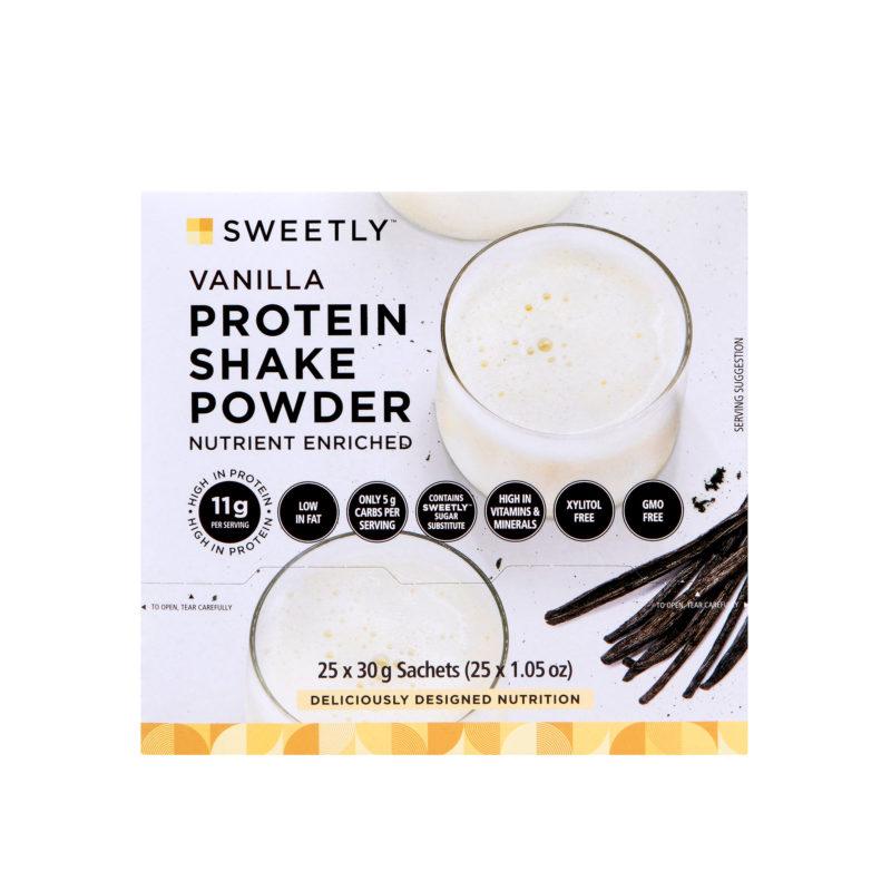 Vanilla Protein Shake Powder