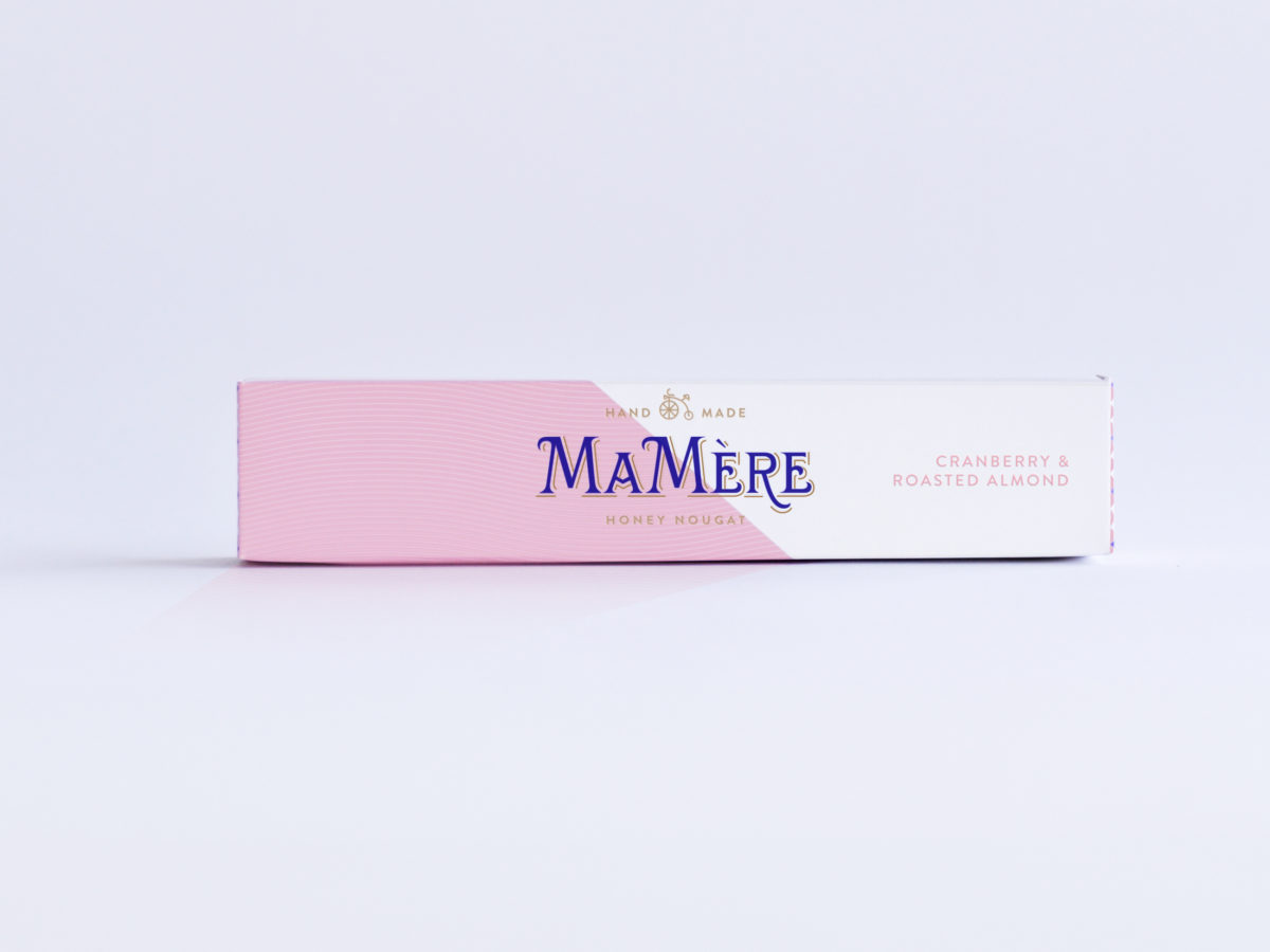 MaMereConfections_Almond and Cranberry_100g