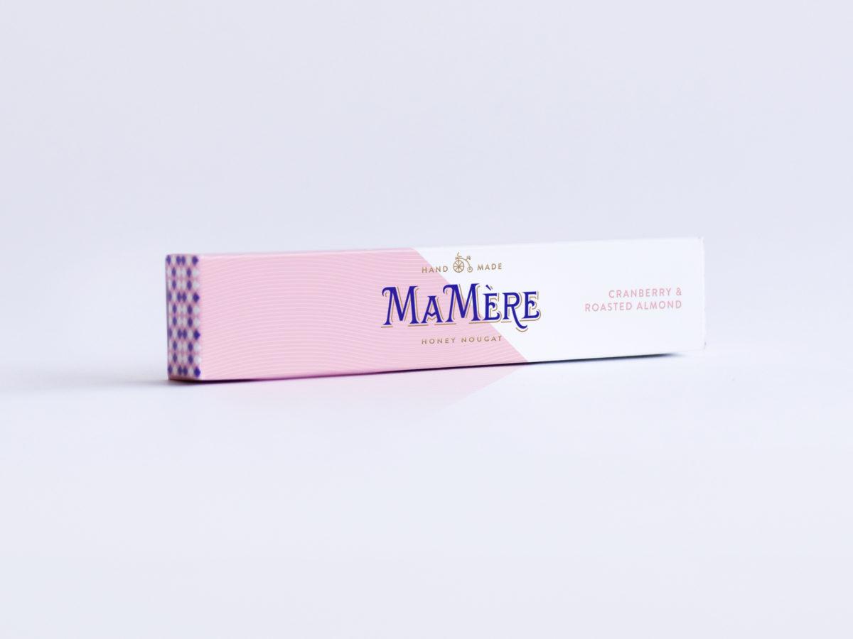 MaMereConfections_MaMereConfections_Almond & Cranberry_100g