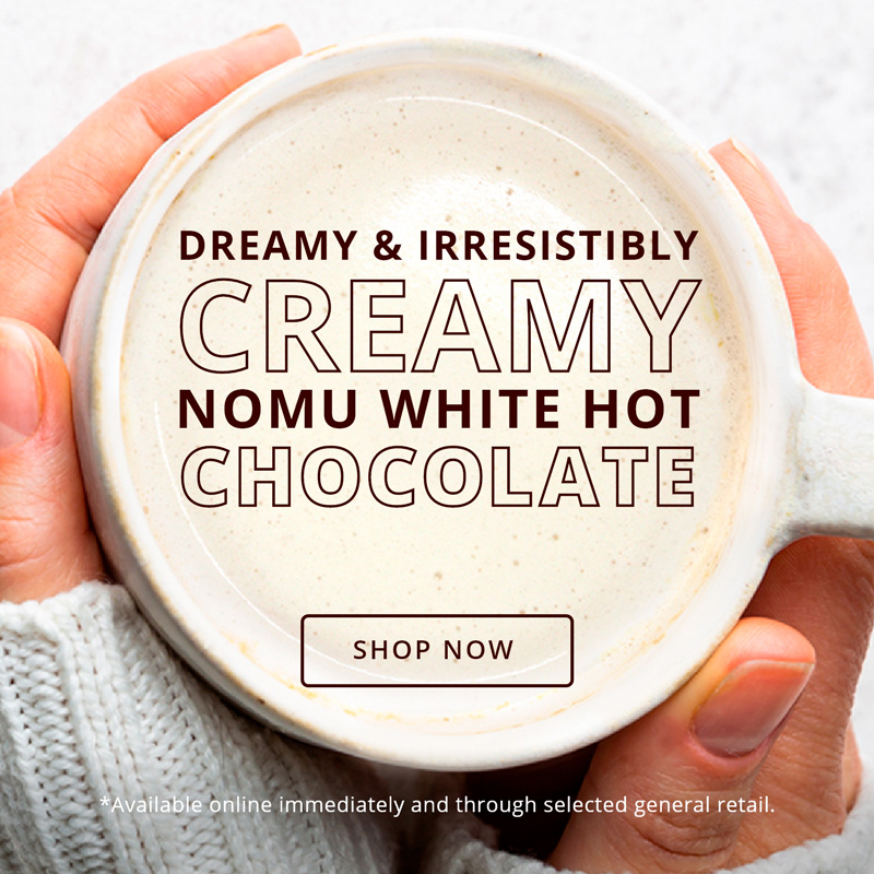 NOMU White Hot Chocolate