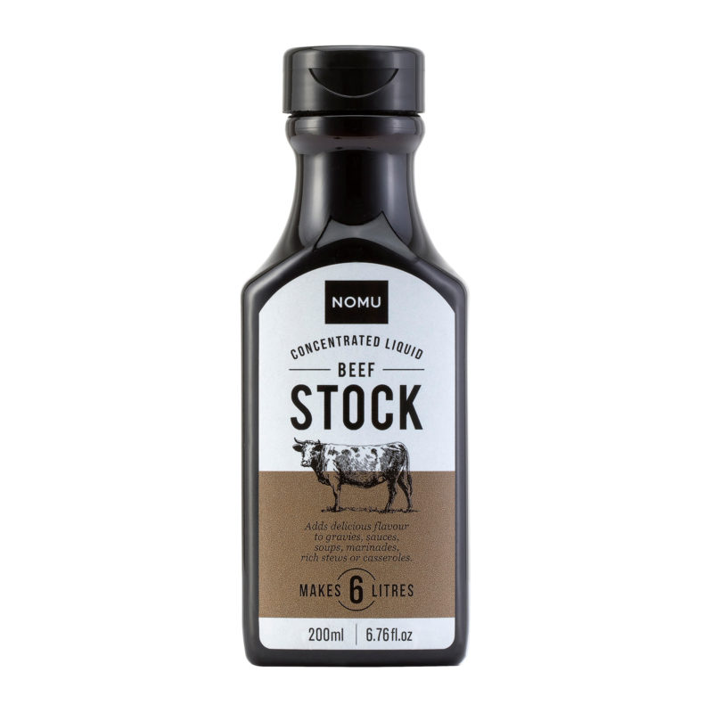Concentrated Liquid Beef Stock