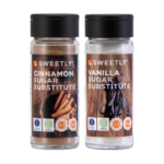 SWEETLY Sugar Substitute Shakers Duo